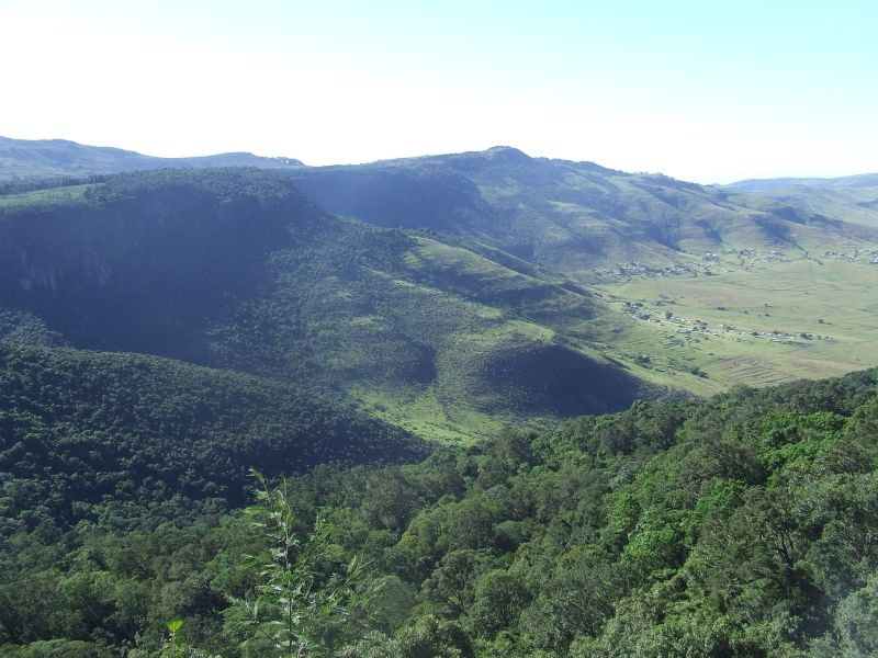Amatola Mountains Hogsback