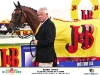 J & B Met - Larger than Life Horse racing