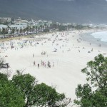 Camps Bay Strandblick