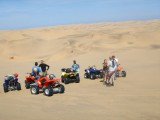 Quadbike Tour in Namibia
