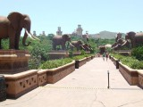 Sun City and the Palace of lost city