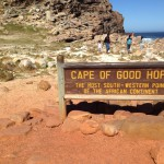 Cape of Good Hope Schild (Bild von Inge Von Carnap)