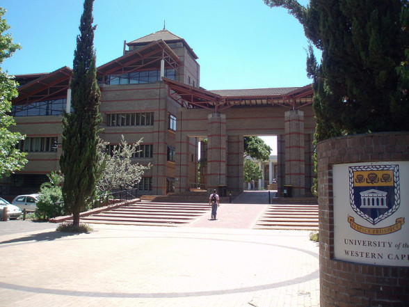 University of the Western Cape - Hauptcampus
