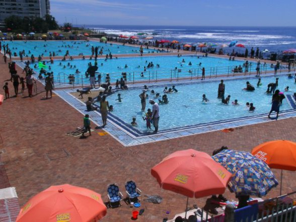 Sea Point Freibad