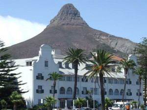 Hotel Winchester Mansion in Sea Point