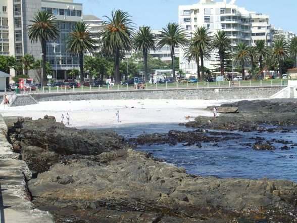 Bucht in Sea Point