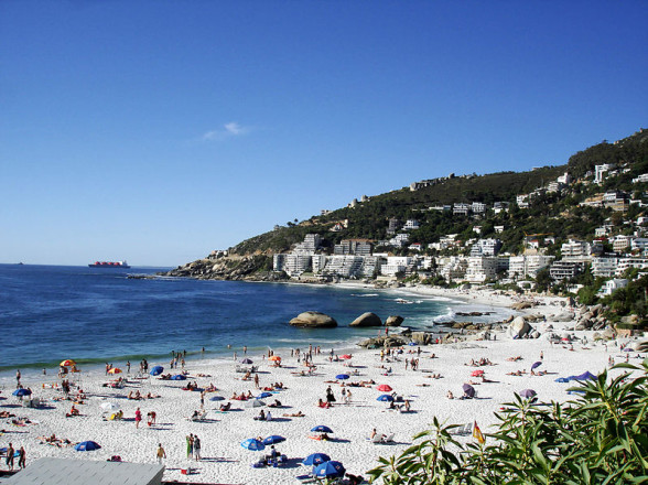 Clifton: 4th Beach (Bild: Warren Rohner Flickr CC BY-SA 2.0)